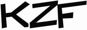 KZF sliced logo
